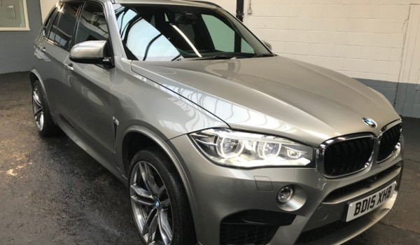 BMW X5M 4.4 M Steptronic 5dr